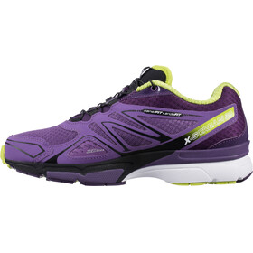 Salomon X-Scream 3D Løbesko Damer violet